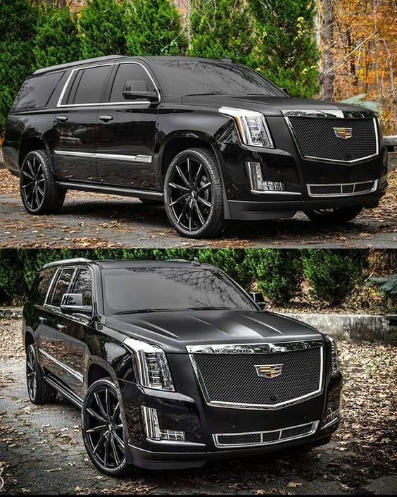Cadillac Escalade Black Diamond