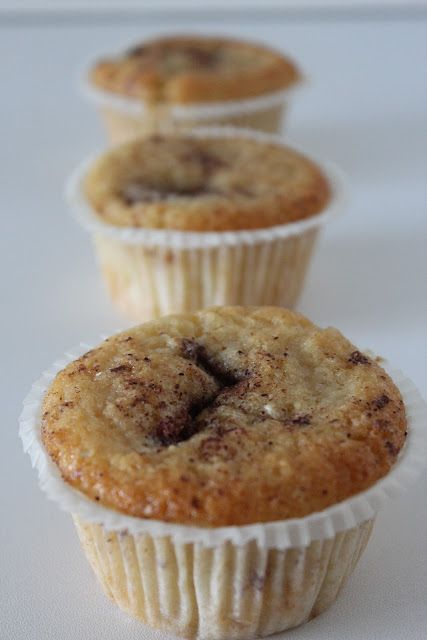 Jag kan tycka att vanliga muffins blir tråkiga i längden så därför brukar ja alltid fylla dem med något så de blir godare.Dessa valde jag oc...
