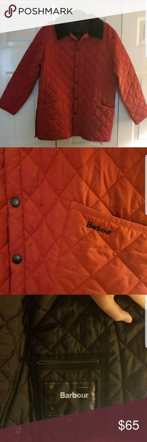 EUC Barbour Liddesdale Jacket Classic barbour jacket in a rare color combination. Barbour Jackets & Coats