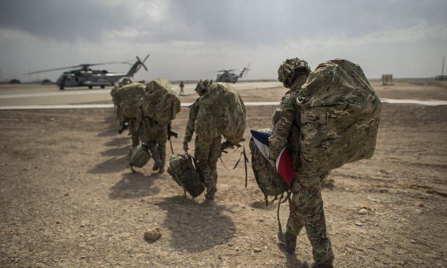 Barclay's Bank in UK Running a Great Program to Help Military Veterans Transition -