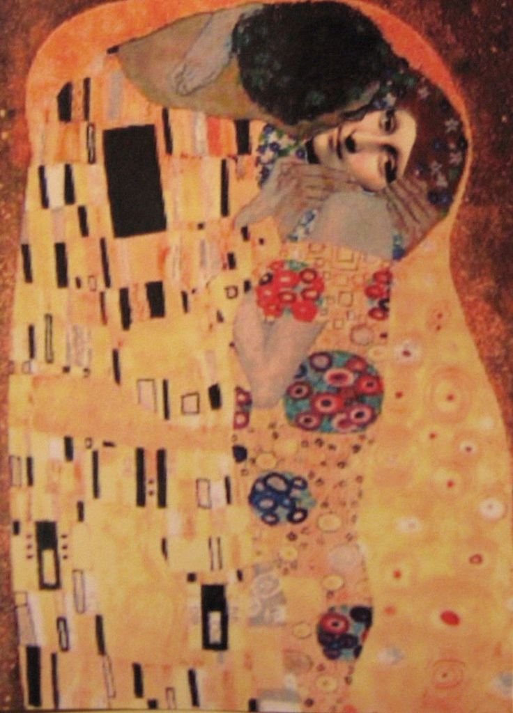 a paper on klimt Assorted examples of the work of gustav klimt  paper copies of the text lesson gustav klimt:  gustav klimt lesson plan next lesson gustav klimt.