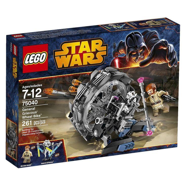 LEGO� Star Wars�General Grievous' Wheel Bike� 75040