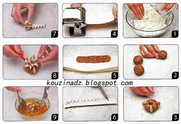 Blog sur la cuisine algérienne.