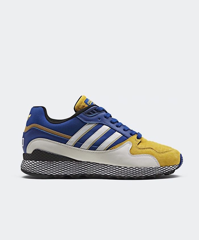 best service affd9 0b962 Dragon Ball Z x adidas Originals Ultra Tech Vegeta