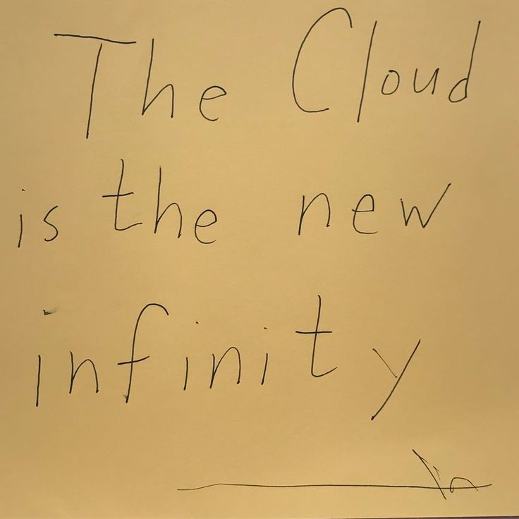"""567 mentions J'aime, 2 commentaires - Hans Ulrich Obrist (@hansulrichobrist) sur Instagram: """"Douglas Coupland  The Cloud is the new infinity #douglascoupland #resistances"""""""