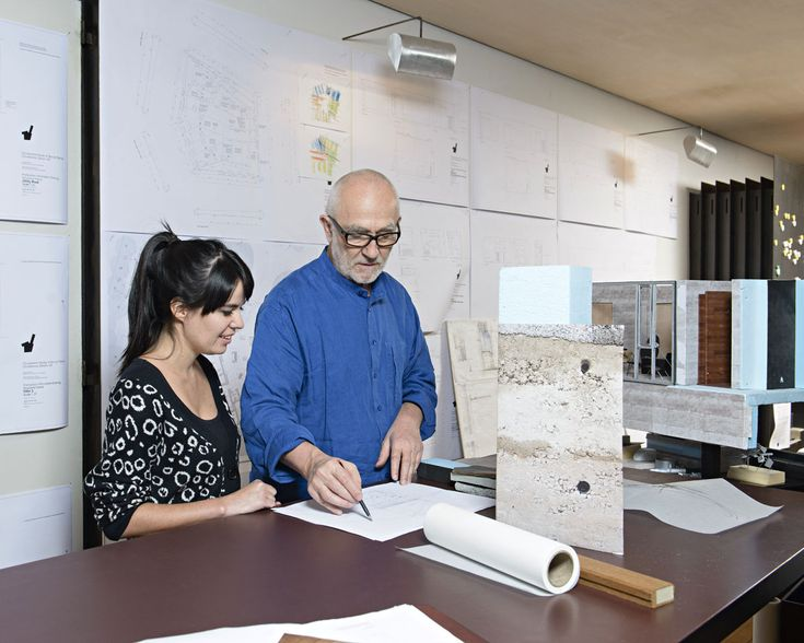 Gallery - How Peter Zumthor and His Protégé Gloria Cabral Built a Connection Beyond Language - 5