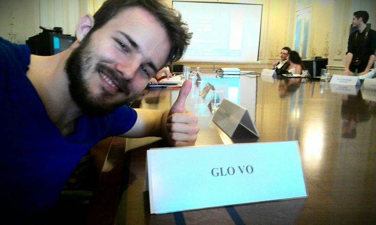 Because GloVo presentations can be fun, too!