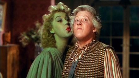 blithe spirit margaret rutherford - Google Search