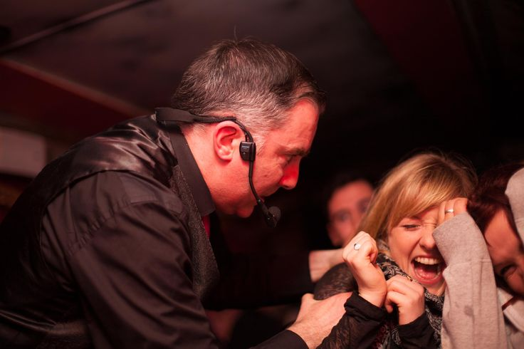 The Dublin Ghostbus Tour is a great night out, and with brilliant actors like our guide Nick (Gary Egan - Love/Hate), it makes it so much better.