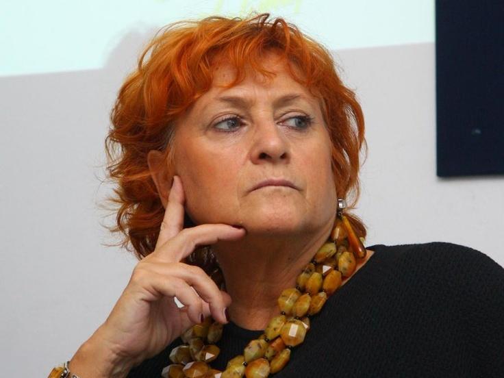 Ilda Boccassini.  A  fearless anti-Mafia judge