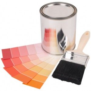 Chalk Paint: Better for you and the environment, better coverage and you can make it yourself! #ChalkPaint #DIY