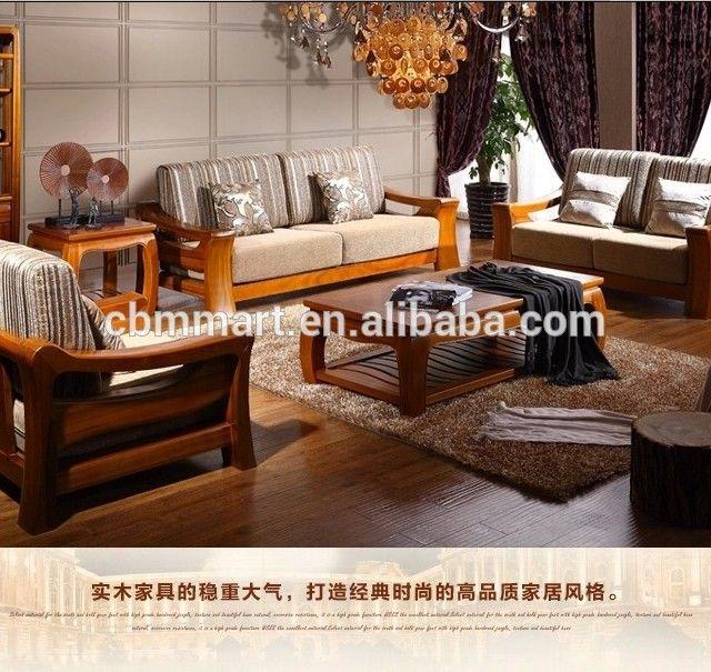 Source Teak Wood Sofa Set Design For Living Room Living Room Furniture Design On M Alibaba Com Wooden Sofa Set Designs Furniture Sofa Set Living Room Sofa Set #teak #living #room #furniture