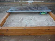 17 best sandbox ideas on pinterest sandbox sandboxes and sand toys and kids sandbox - Sandbox Design Ideas