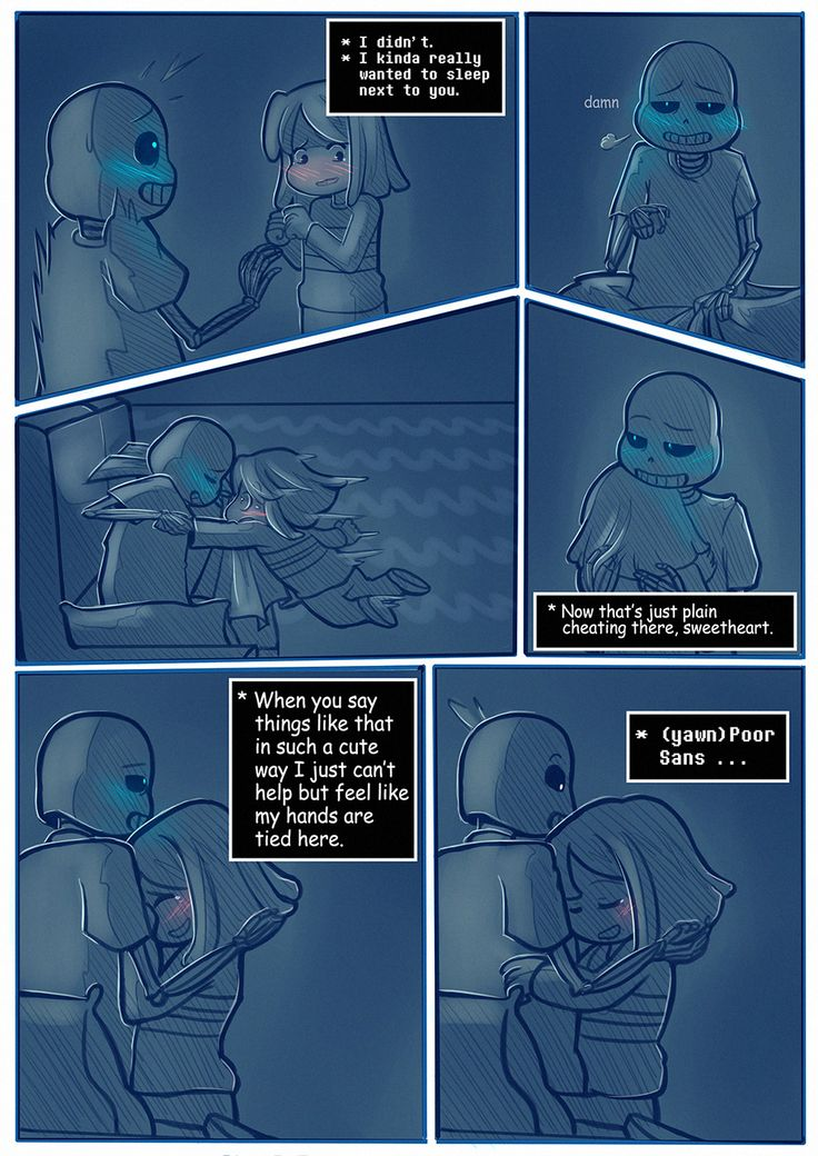 "Page 4 of a comic based on a cute fanfiction.""Goodnight, Sleep tight"" Write by @sunesshine​. > NEXT < FIRST"