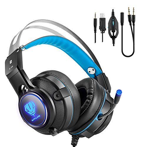 FarCry 5 Gamer  #IVSO #Gaming #headset for #Xbox one X and #PS4, #Surround #Stereo Over-Ear #Headphone Self-Adjustable #Headband #Soft #Comfy #Earmuffs with #Mic #LED #Lights for #PS4 #Nintendo #Switch #Laptop #PC #Tablet #Smartphones   Price:     A Must Have #Headset for All Serious Gamers!   #IVSO #Gaming #Headphone #Headset brings you vivid sound field, sound clarity, sound shock feeling, capable of various games -Simply the most professional #gaming #headset for game play