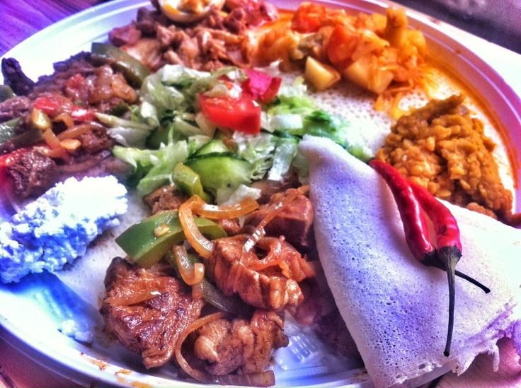 Etióp/eritreai lakoma #RestaurantDay #Babramegy https://www.facebook.com/events/128476923990661/