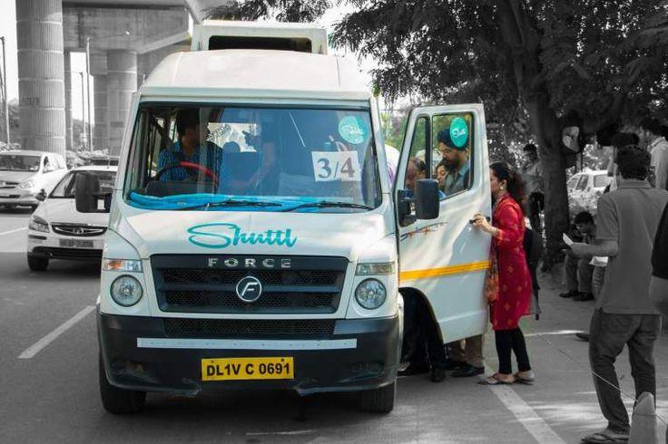 #HTE Indias Shuttl Raises $20M To Accelerate Its Smart Shuttle Bus Service Indias transportation app future isn
