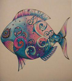25 unique Ocean coloring pages