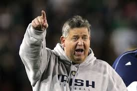 Charlie Weis finally no longer being paid by Notre Dame