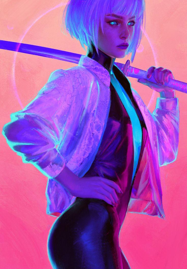 ArtStation - Tera, Alexandra Hodgson