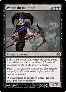 Avatar du malheur (Avatar of Woe)