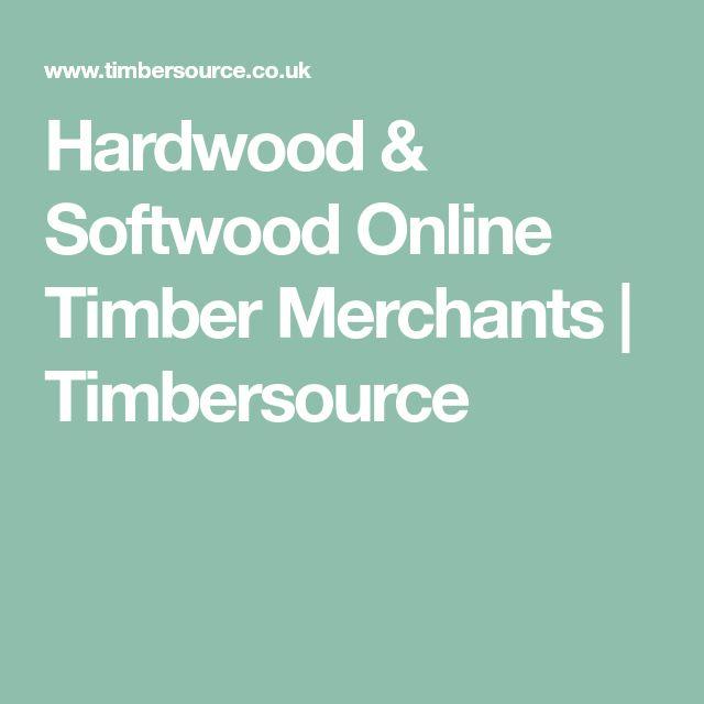 Hardwood & Softwood Online Timber Merchants   Timbersource