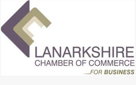 Lanarkshire Chamber Of Commerce. We deliver new branding for Chamber.
