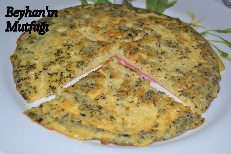 Omlet tarifleri