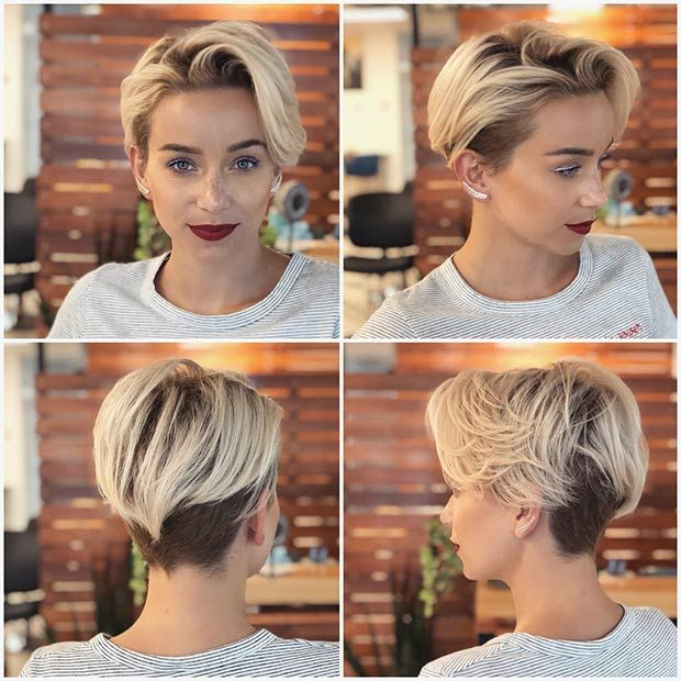 These are the best short layered hair ideas for women to get in 2019. Check them out and choose a style that works for you!