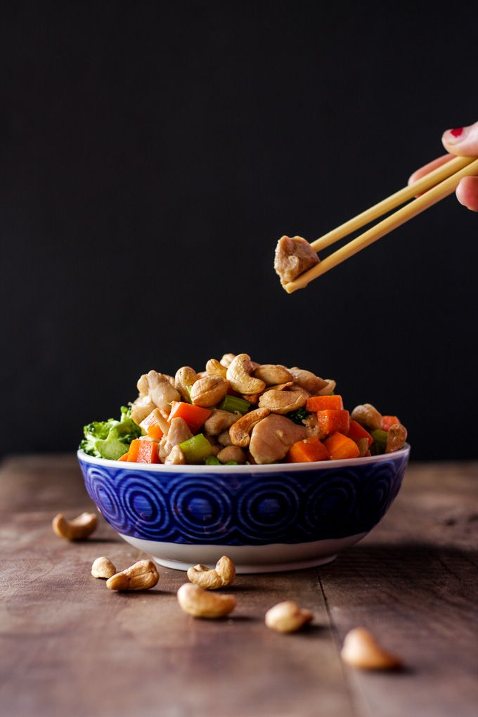 Make your own Chinese takeaway Chicken and Cashews. Its a quick and easy mid week meal that you can have done in 30 minutes or less plus no MSG or other not so good ingredients! I do like chinese although its not the healthiest of things to eat unless you make your own. I...Read More »: