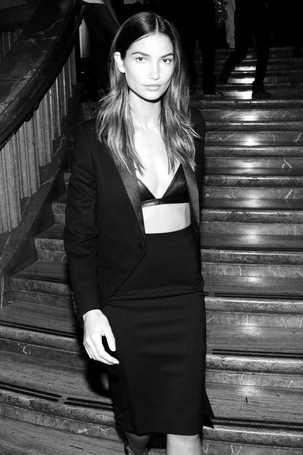 1000 images about lilyaldridge on pinterest the row The zoe report