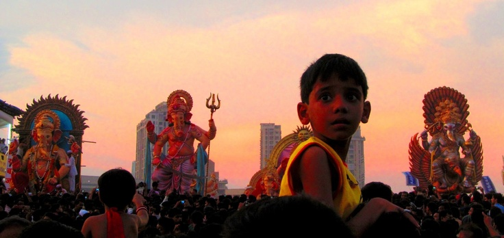 Lord Ganesha!