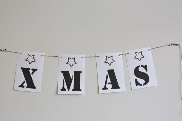 kerst slinger van Simpel & Leuk