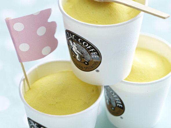 Mango-Joghurt-Eis Rezept
