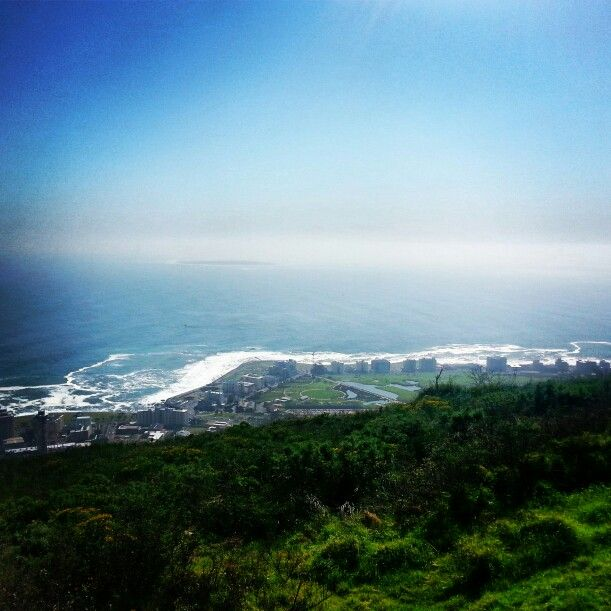 View from Signal Hill