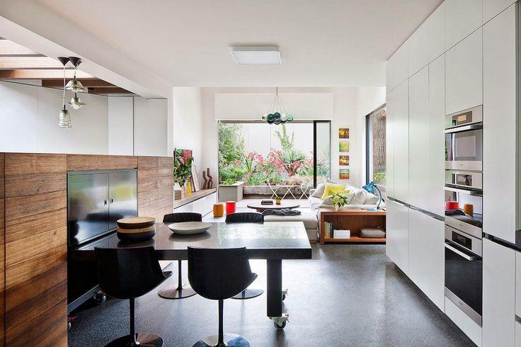 Réhabilitation d'une ancienne maison avec une apparence moderne à Melbourne 2