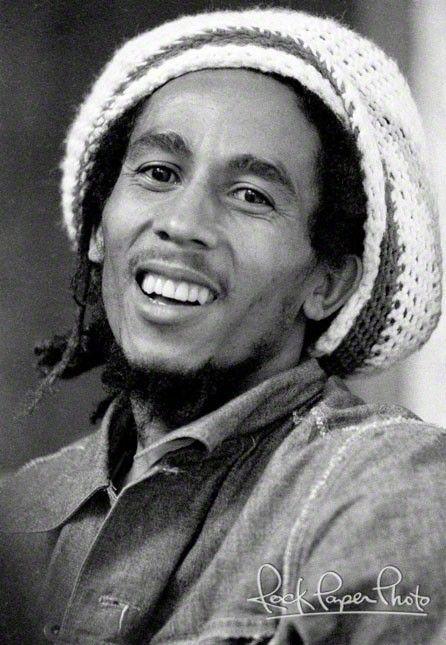 Bob Marley by Michael Putland #BobMarley #Marley