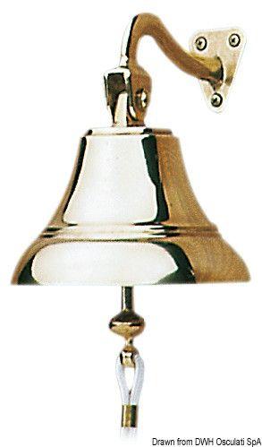 Campana in bronzo sonoro Scopri di più su -->