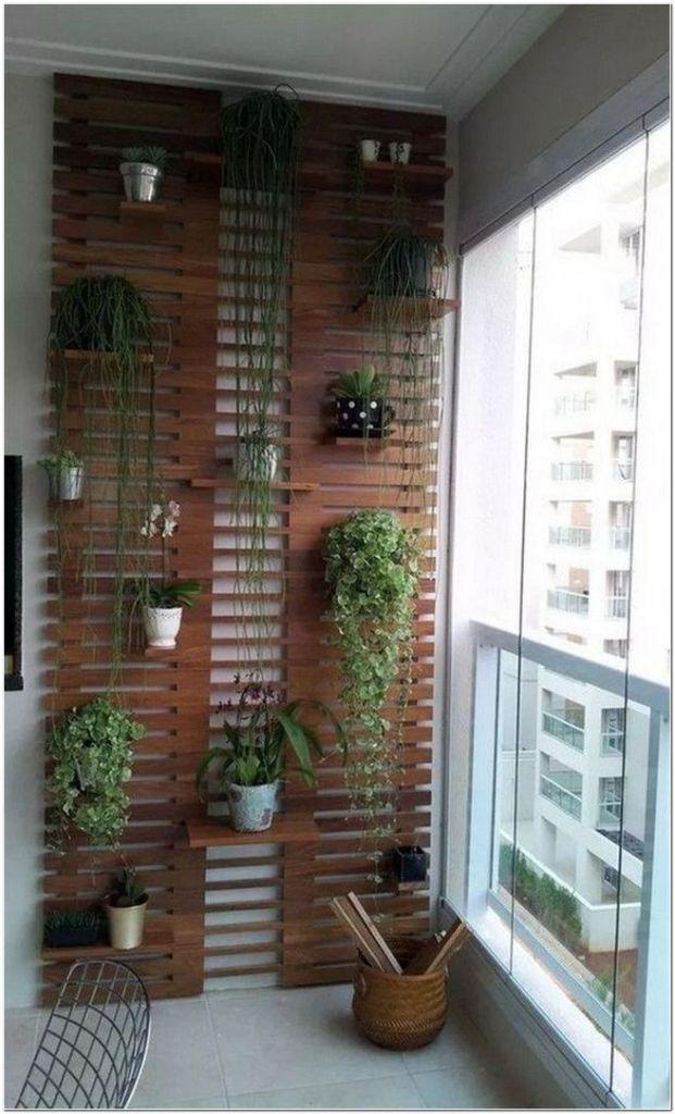 20 On A Budget Diy Home Decor Ideas For Your Small Apartment Small Balcony Garden Apartment Balcony Garden Apartment Garden