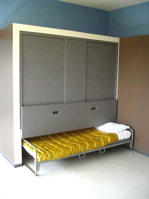 Storage & Hidden Bed