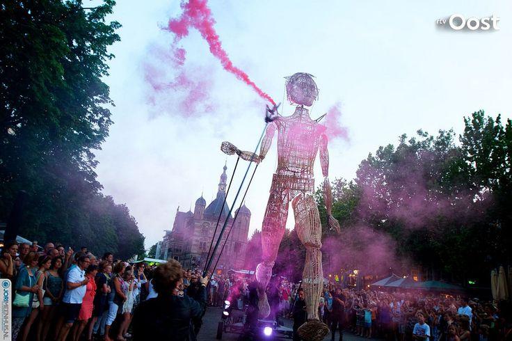 Deventer Op Stelten Vrijdagavond 3 juli   by rtvoost