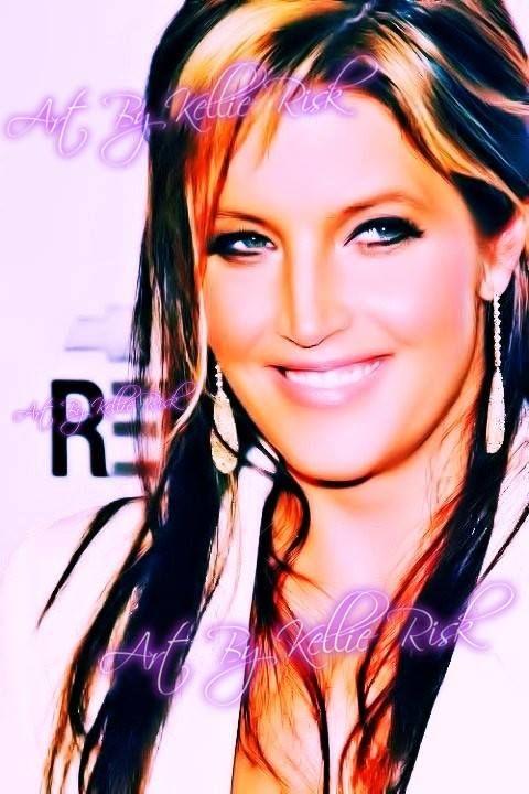 Lisa Marie Presley Art