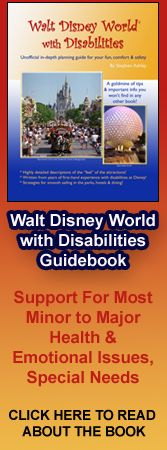 ADVICE FOR MANAGING WITH AUTISM AT WALT DISNEY WORLD.