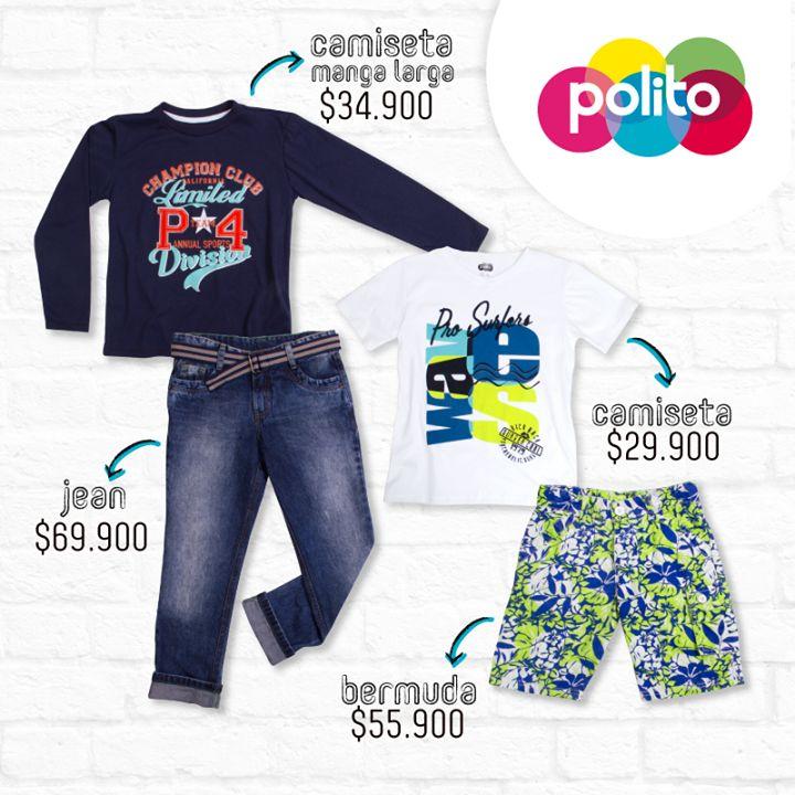 Dos opciones #Polito, una para los días fríos y otra para los días de calor / #Alamedas Centro Comercial #SiempreContigo