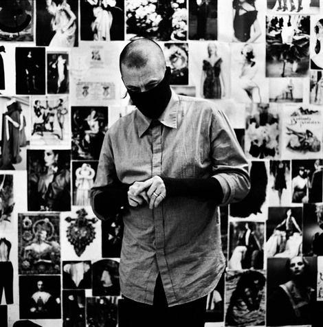 Anton Corbijn, Alexander McQueen on ArtStack #anton-corbijn #art