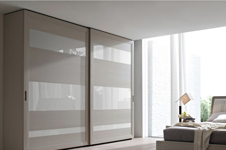 #letto #camera #zonanotte #comfort #funzionale #tradizionale #legno #mobile #armadio #fasolin