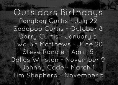 The outsiders imagine | Tumblr