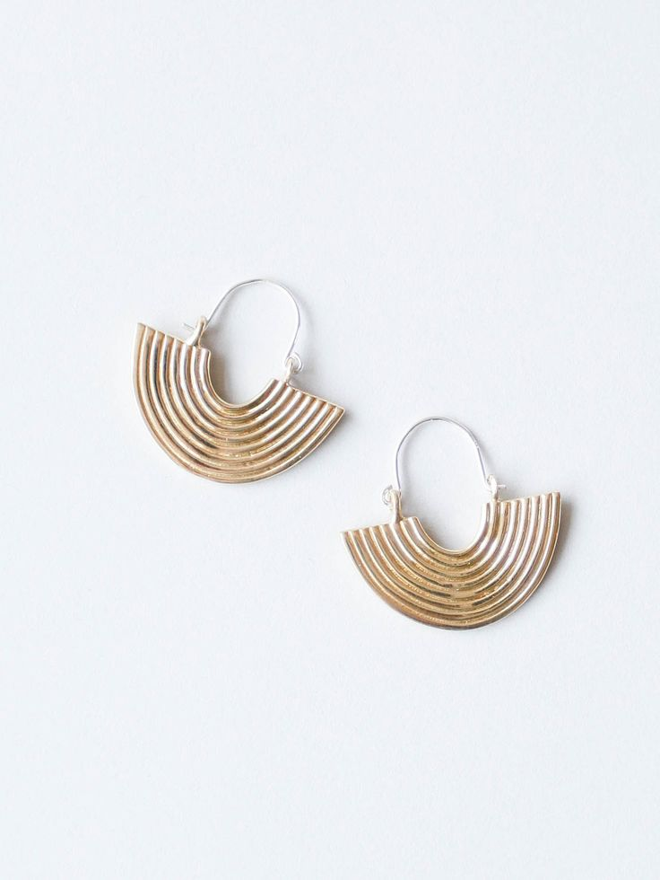 Odette Aalto Earrings at MILLE