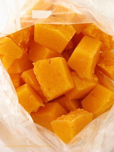 ::Zucchero e Zenzero::: Pasta di arance