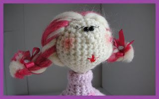 FREE crochet doll patern!!!  ( use translator)